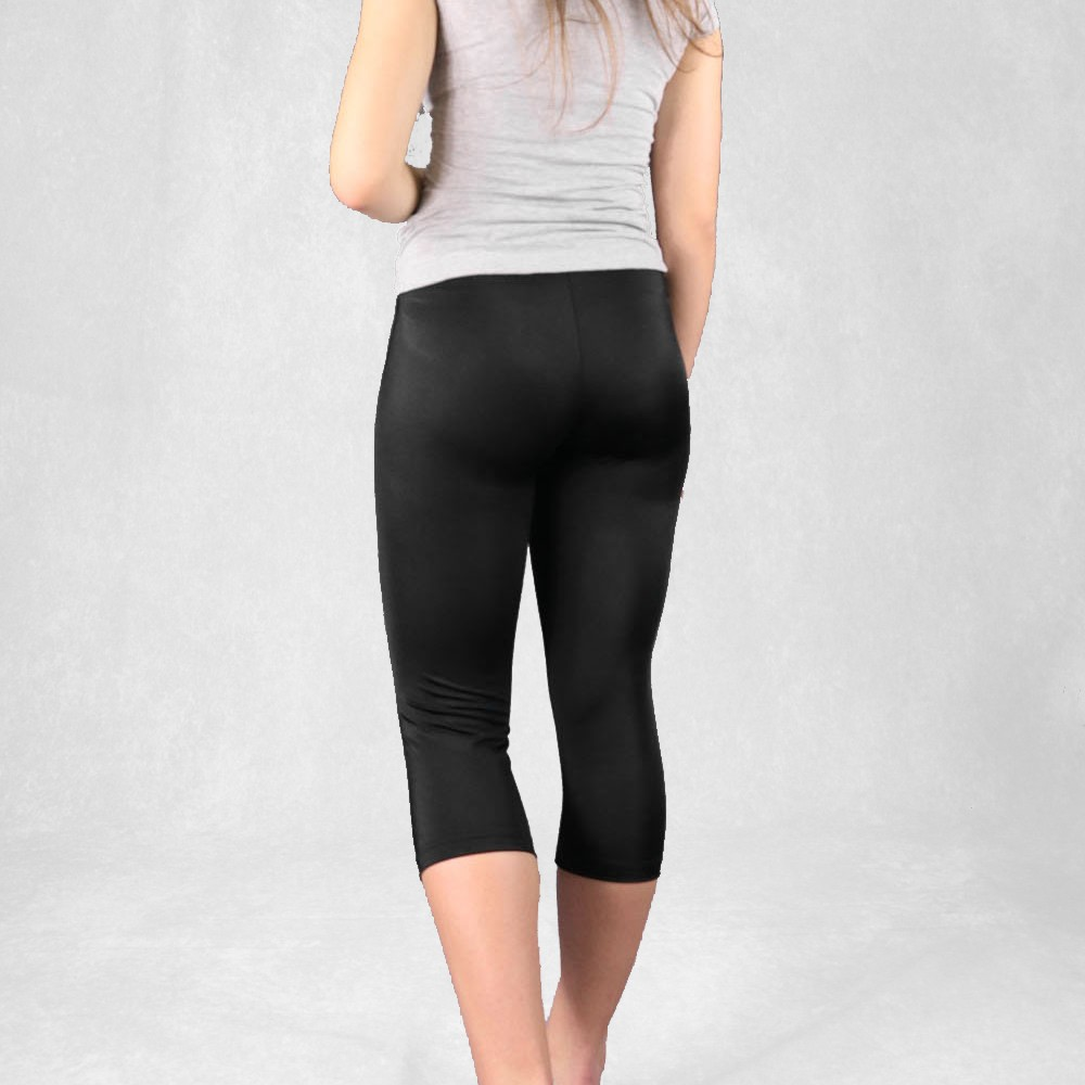 Three Quarter Leggings