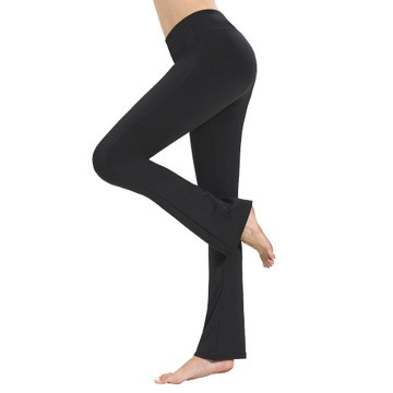 Bell bottom spandex pants